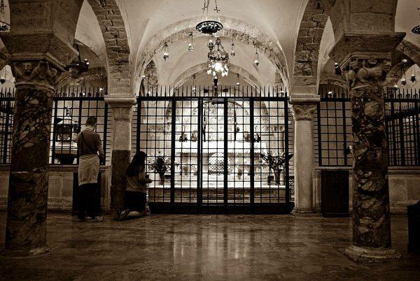 Крипта Николая Чудотворца в Бари. Фото: Giuliana Sciacqua / Flickr