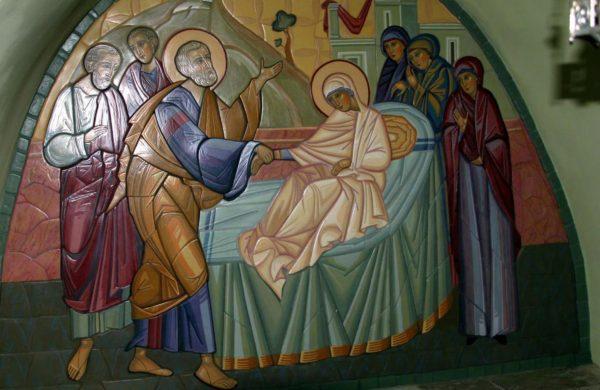 Церковь чтит память святой Тавифы