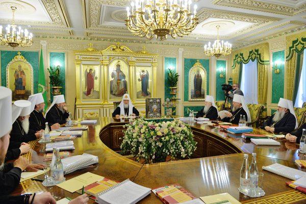 В Русской Церкви созданы две новые епархии