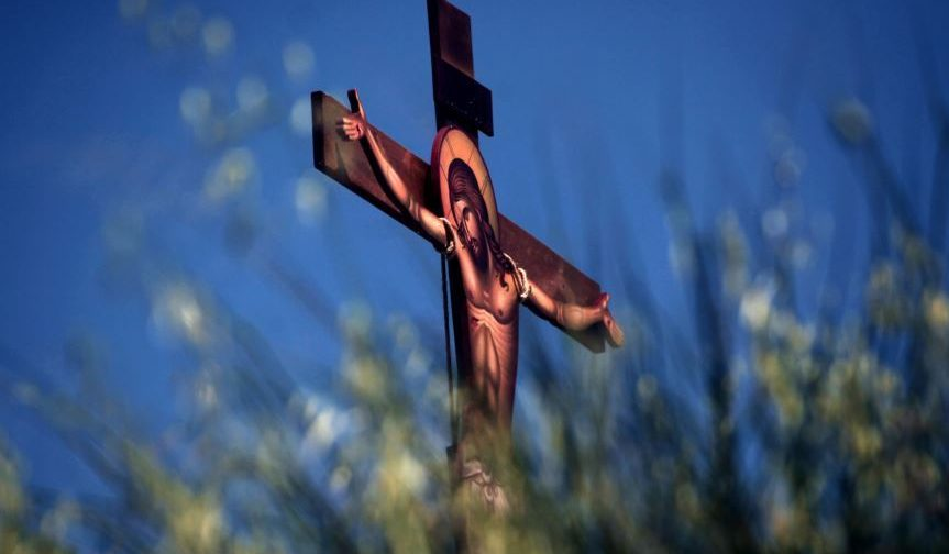 Смерть может подменить собою Бога