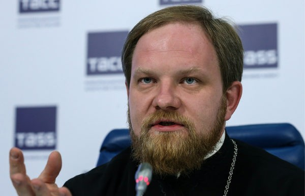 Священник Александр Волков: любовь к Николаю Чудотворцу записана в нашем культурном коде