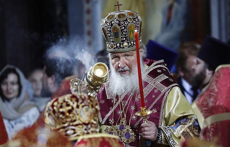 Патриарх Кирилл: Святитель Николай прошел вместе с русским народом его тяжелейший исторический путь
