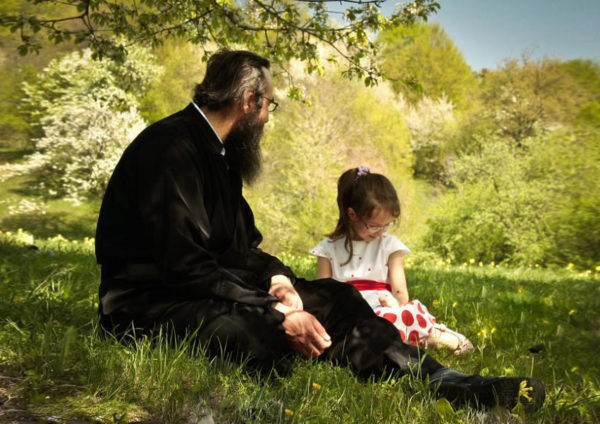 Все православные – в одном прекрасном саду