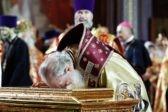 Как встречали святителя Николая в Москве (фото, видео)