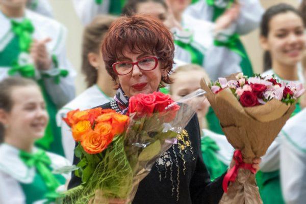 Ирэна Леоновна Сарнацкая. Фото: zelao.ru