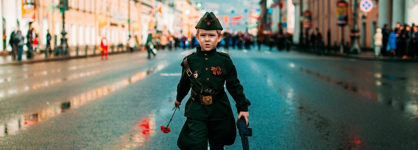 Что День Победы — праздник, наши дети уже поняли