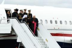 Ковчег с мощами Николая Чудотворца прибыл в Россию (+ФОТО)