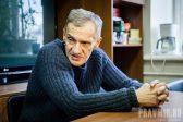 Юрий Арабов: Я лучше буду сидеть и смотреть на улицу, чем описывать святость