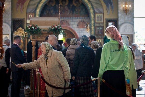 Началась регистрация волонтеров на участие в принесении мощей Николая Чудотворца