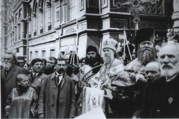 Синод установил празднование памяти Отцов Поместного Собора 1917-1918 годов