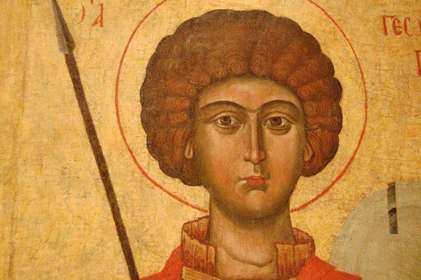 Церковь чтит память великомученика Георгия Победоносца в 2018 году