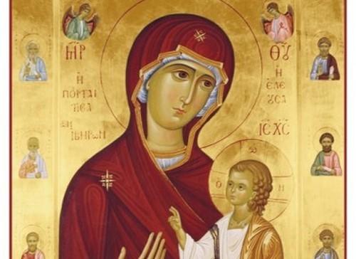 Русская Православная Церковь чтит образ Божией Матери Иверской