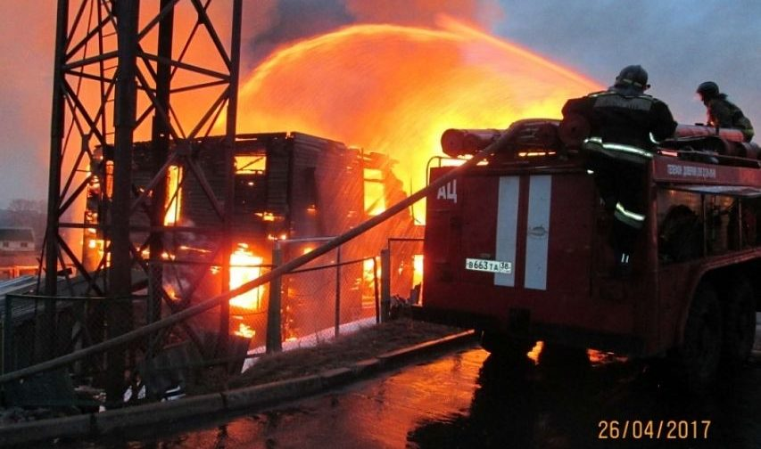 «Полчаса и от дома одни полешки» — как горели иркутские деревни