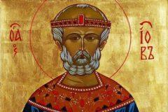 Церковь чтит память праведного Иова Многострадального
