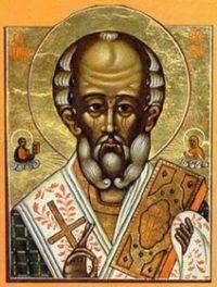 Святой Николай Чудотворец в России
