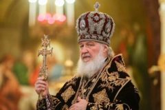 Патриарх Кирилл: Мы призваны подражать добродетелям святителя Николая Чудотворца