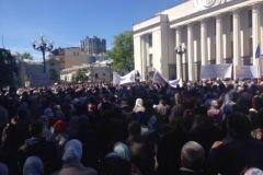 Рассмотрение законопроектов об изменении статуса Церкви на Украине перенесут