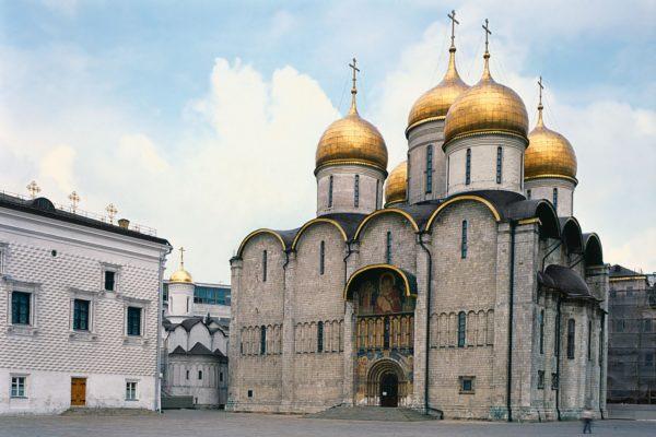 Успенский собор Московского Кремля полностью отреставрируют за пять лет