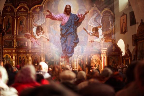 Бог уже возвращается