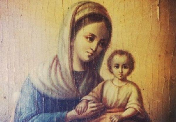 Церковь чтит Урюпинскую икону Божией Матери