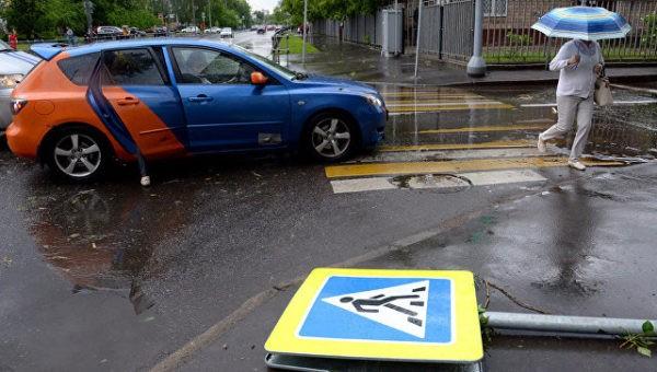В больнице скончался еще один пострадавший при урагане в Москве