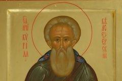 Церковь чтит память Преподобного Кирилла, игумена Белоезерского
