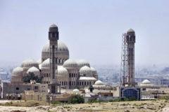 Боевики взорвали крупнейшую мечеть Мосула