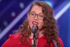 Глухая певица покорила американцев на шоу America's Got Talent (видео)