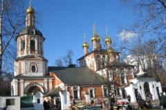 Московский Храм Рождества Христова в Измайлове передан Церкви