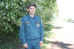 Пожарный спас рыбака в Новосибирской области и запретил рассказывать об этом