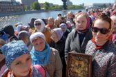 Мощи Николая Чудотворца в Москве посетили 400 тысяч паломников