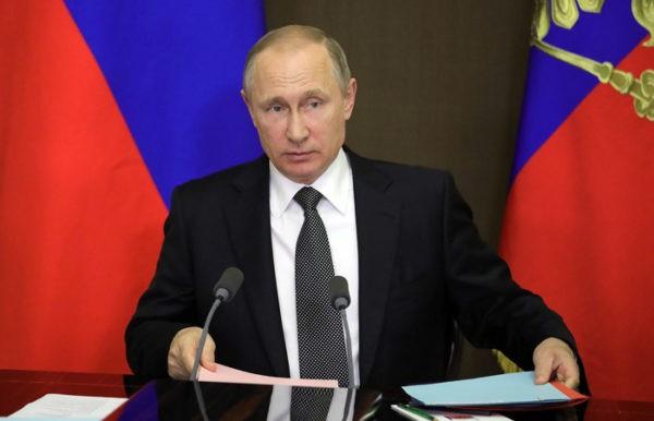 Путин ввел уголовную ответственность за создание «групп смерти»