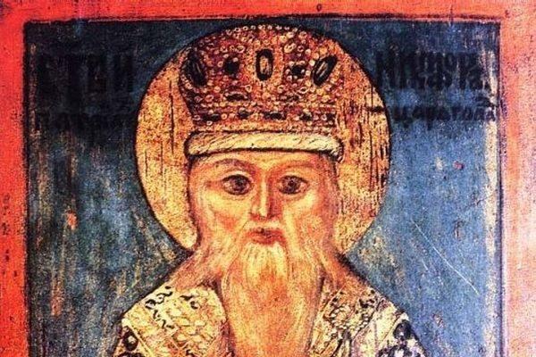 Церковь чтит память святителя Никифора Исповедника