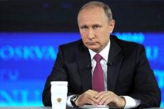Владимир Путин об отсутствии помощи пострадавшим от паводка: «Это не укладывается в голове»