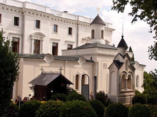 Древлехранилище памяти царской семьи появилось в Крыму
