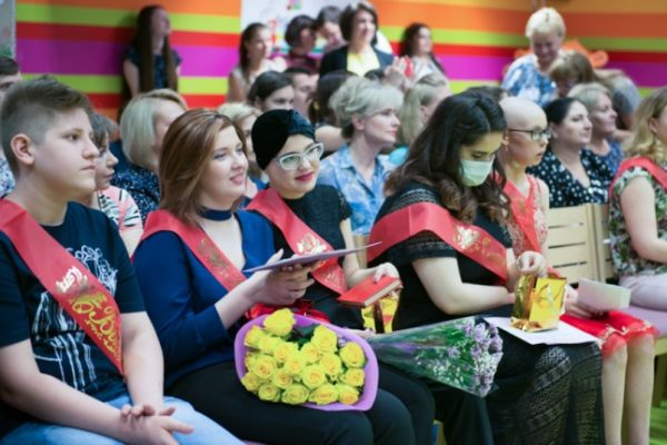 В Центре детской гематологии имени Димы Рогачева прошел выпускной бал (видео)