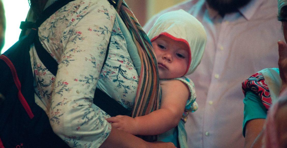 Многодетная мать: вернуться в храм ближе к пенсии