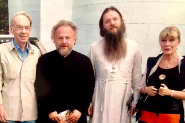 Протоиерей Артемий Владимиров – памяти Алексея Баталова
