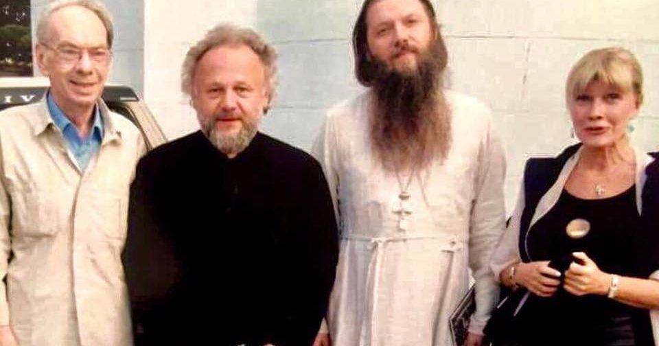 Протоиерей Артемий Владимиров — памяти Алексея Баталова