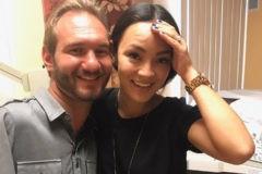 Ник Вуйчич с женой ждут двойню