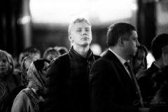 Очередь к мощам святителя Николая: лица (+фото)