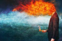 Горел, горел работой и… сгорел!