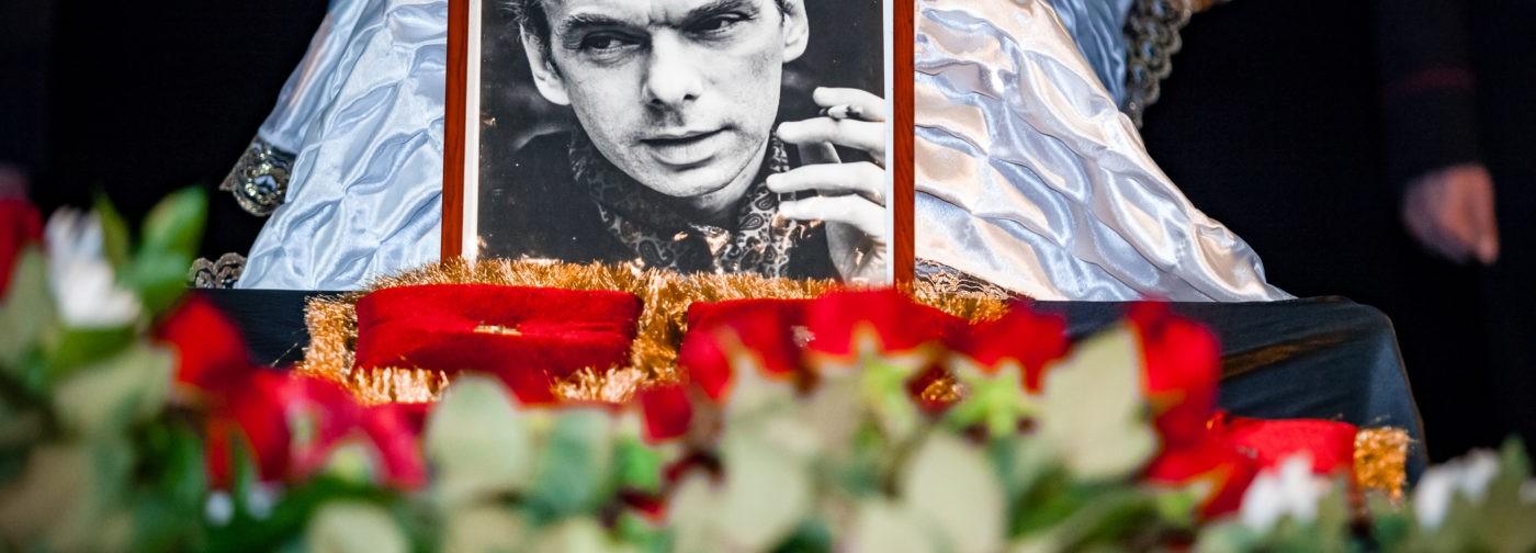 Прощание с Алексеем Баталовым (фото)