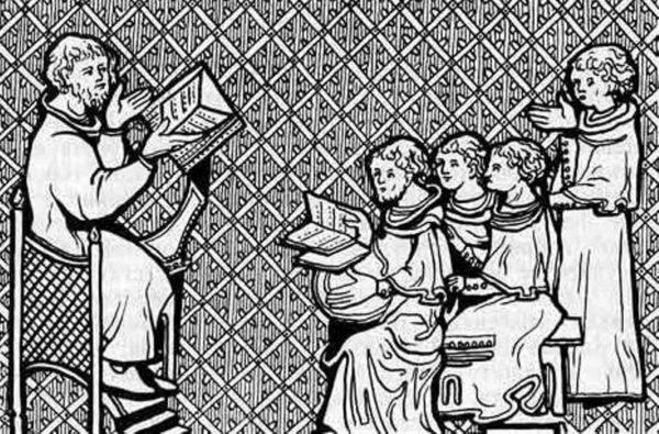 теология. Гравюра