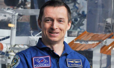 Афон из космоса. Уникальные кадры космонавтов