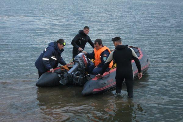 Поисковая операция на челябинском озере завершена