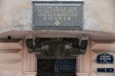 В Петербурге демонтировали памятную доску Колчаку