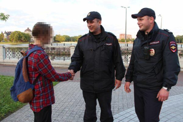Подросток спас тонувшую женщину из озера в Калининграде