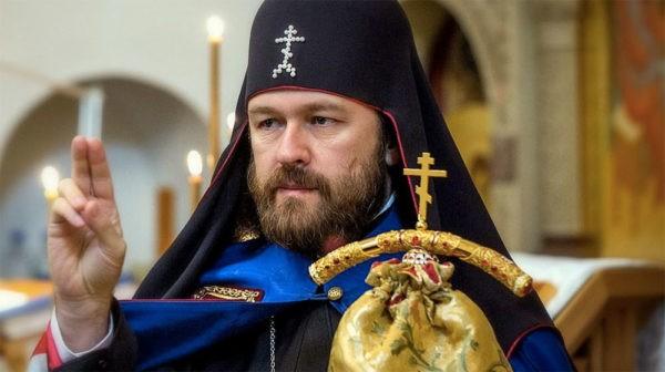 Издан первый том проповедей митрополита Илариона