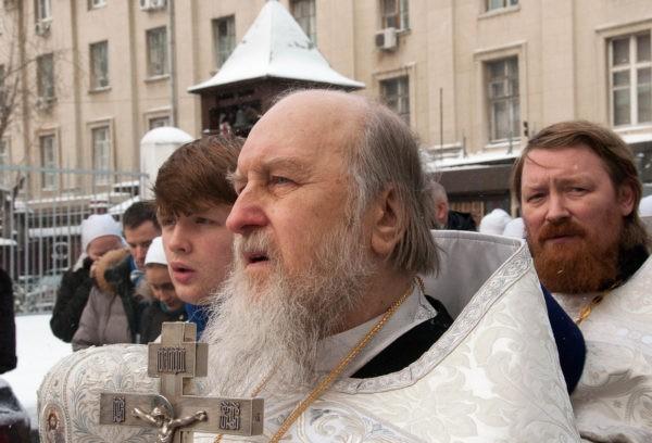 Умер протоиерей Геннадий Нефедов